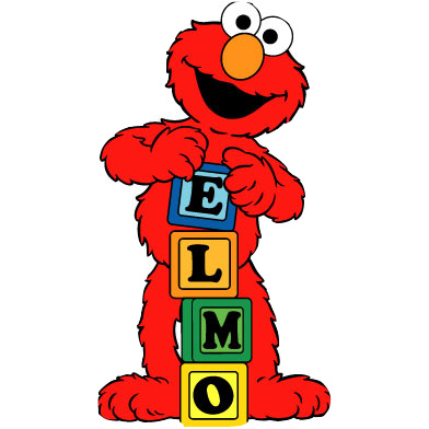 Elmo birthday clip art clipart free download.