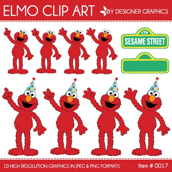 Free Elmo Number 2 Cliparts, Download Free Clip Art, Free Clip Art.