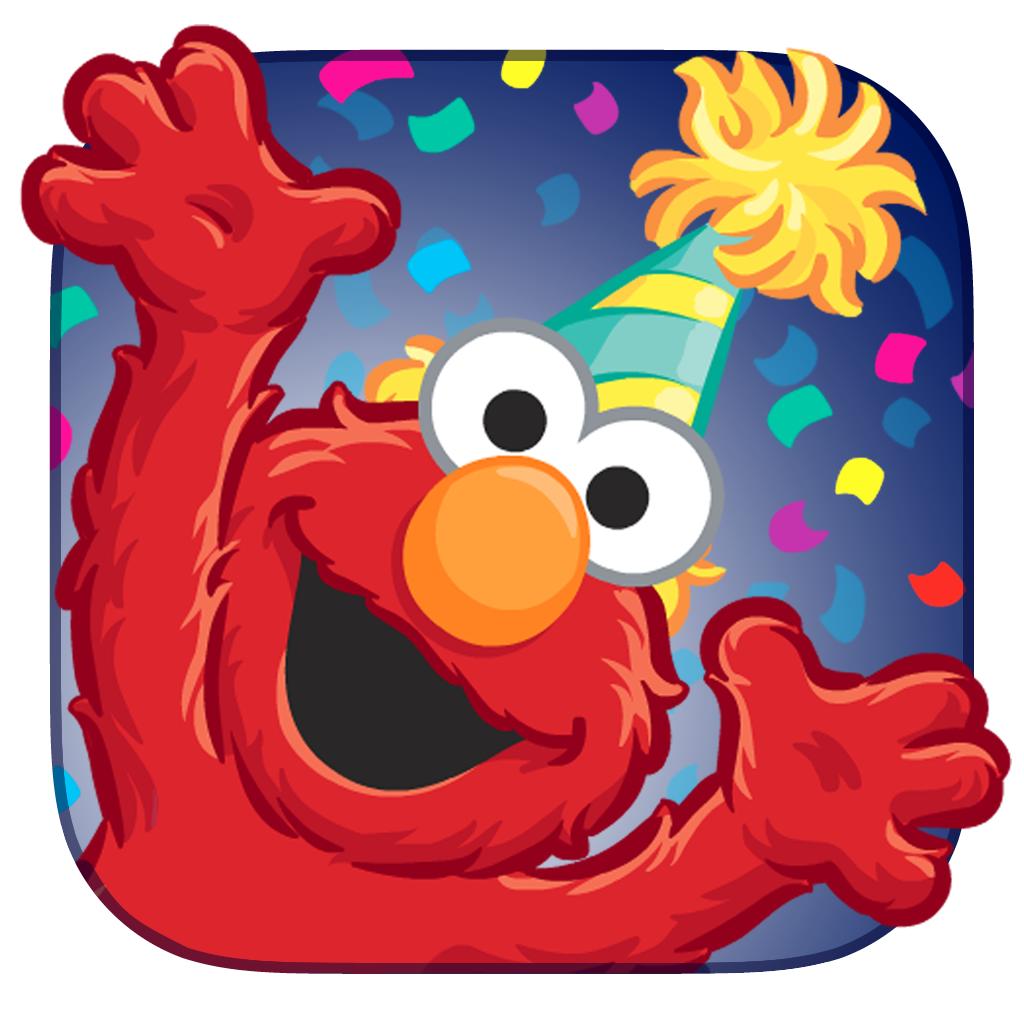 Elmo clipart elmo party, Elmo elmo party Transparent FREE.