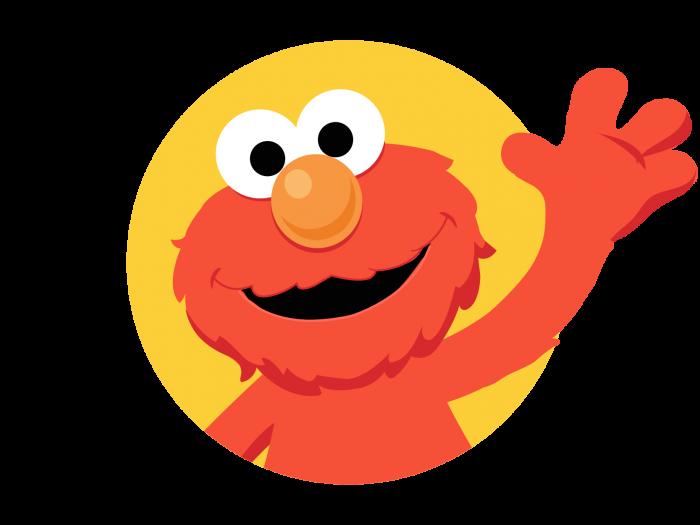 Elmo Face Png Vector, Clipart, PSD.