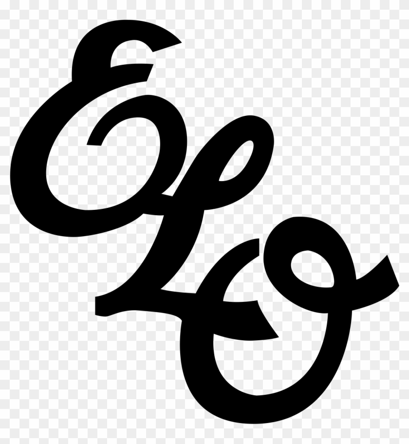 Elo Records Logo Png Transparent.