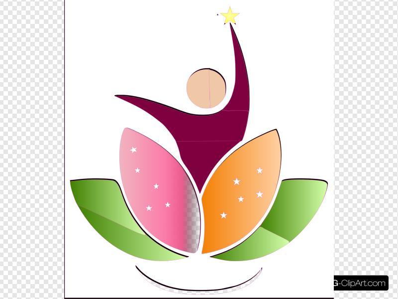 Logo Lotus Elo Clip art, Icon and SVG.