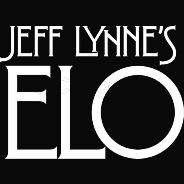 Jeff Lynnes Elo Logo Trucker Hat.