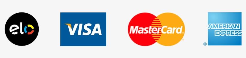 Visa Mastercard Elo Png.