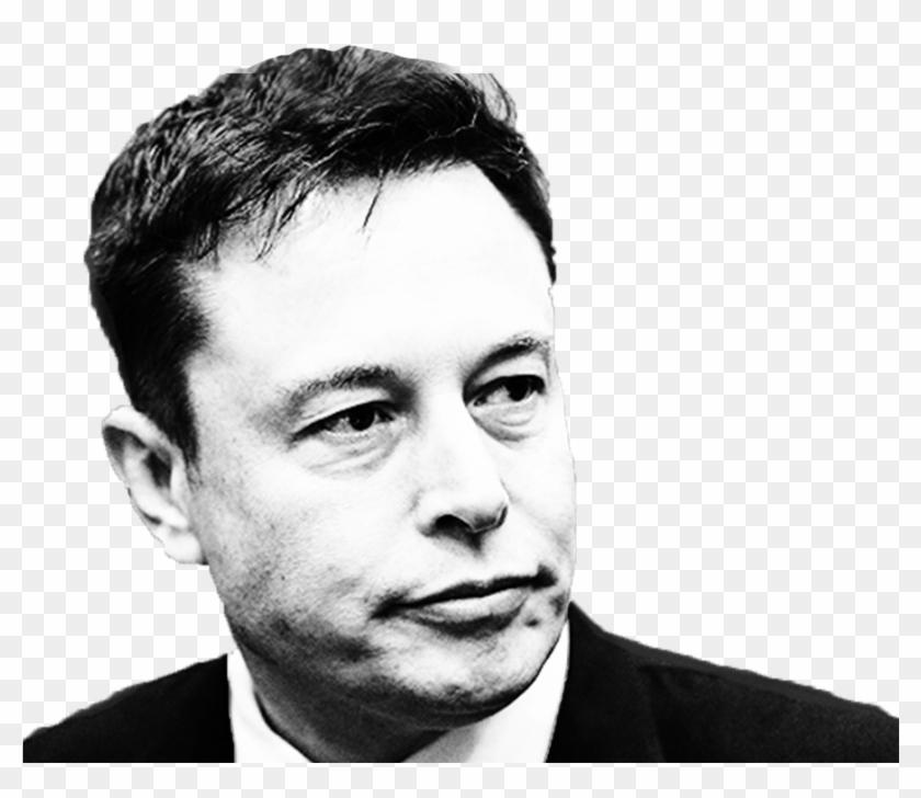 Elon Musk Png.