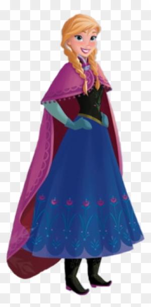 Anna Frozen Clipart, Transparent PNG Clipart Images Free Download.