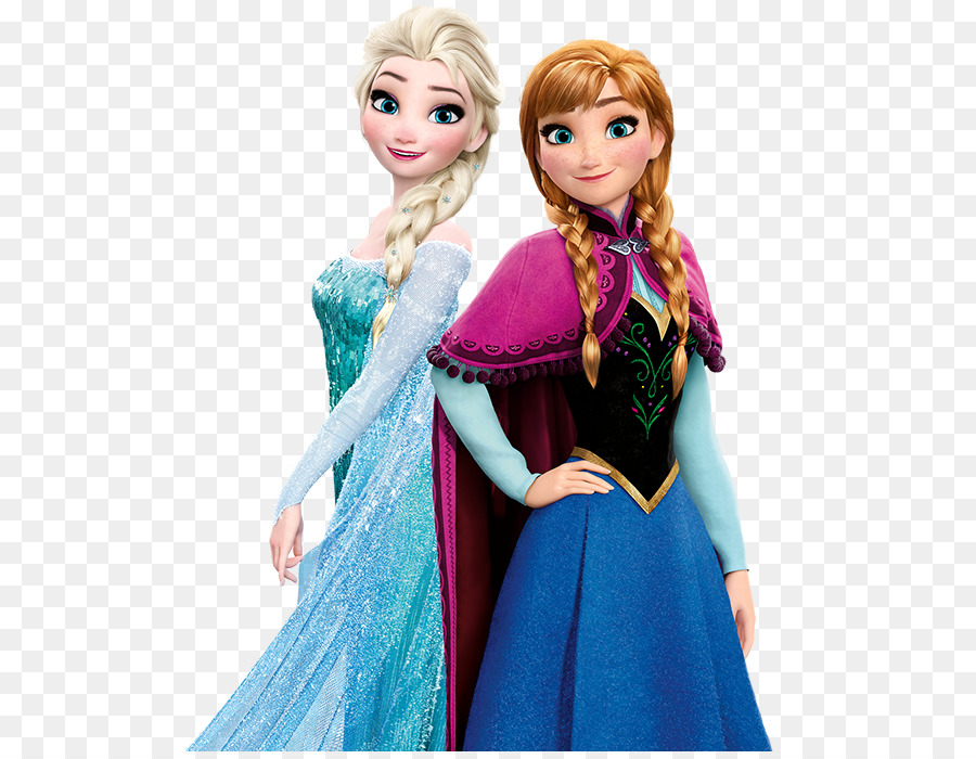Download Free png Anna Elsa Frozen Olaf Kristoff anna png download.