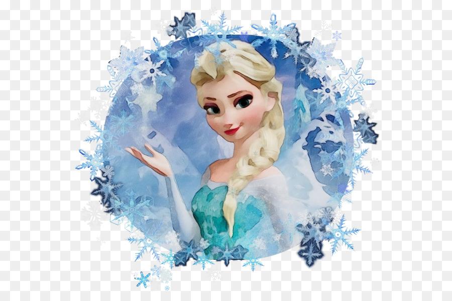 Frozen Anna.