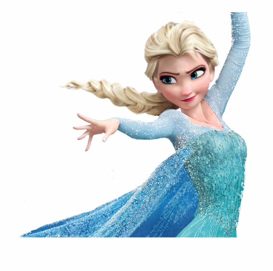Elsa Clipart Barbie Princess.