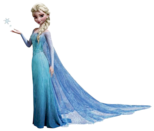 Frozen: Elsa Clip Art..