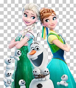 Elsa Frozen: Olafs Quest Kristoff Anna, Elsa Transparent , Disney.