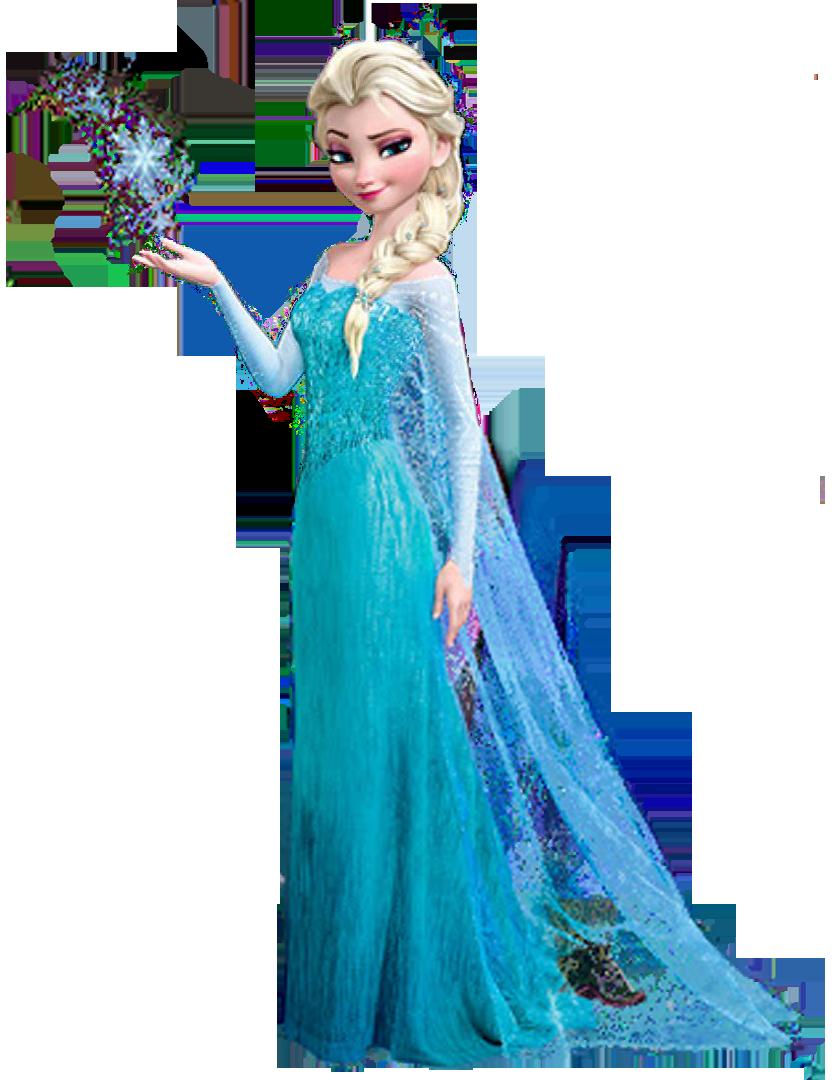 Transparent Elsa Frozen Photo 35223634 Fanpop clipart free image.