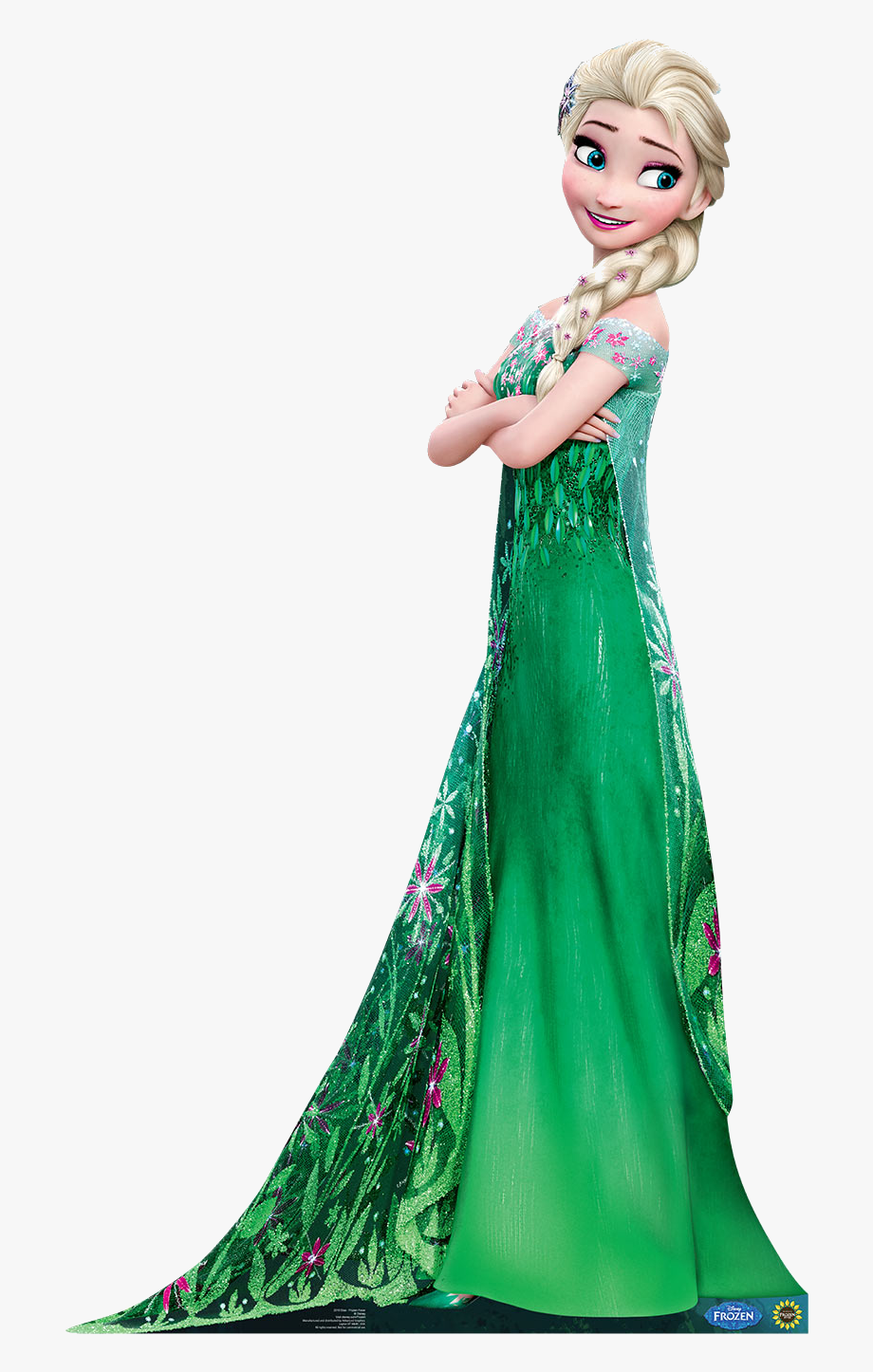 Elsa And Anna Frozen Png.