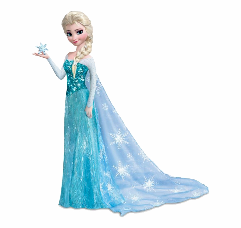 Frozen Elsa Png.