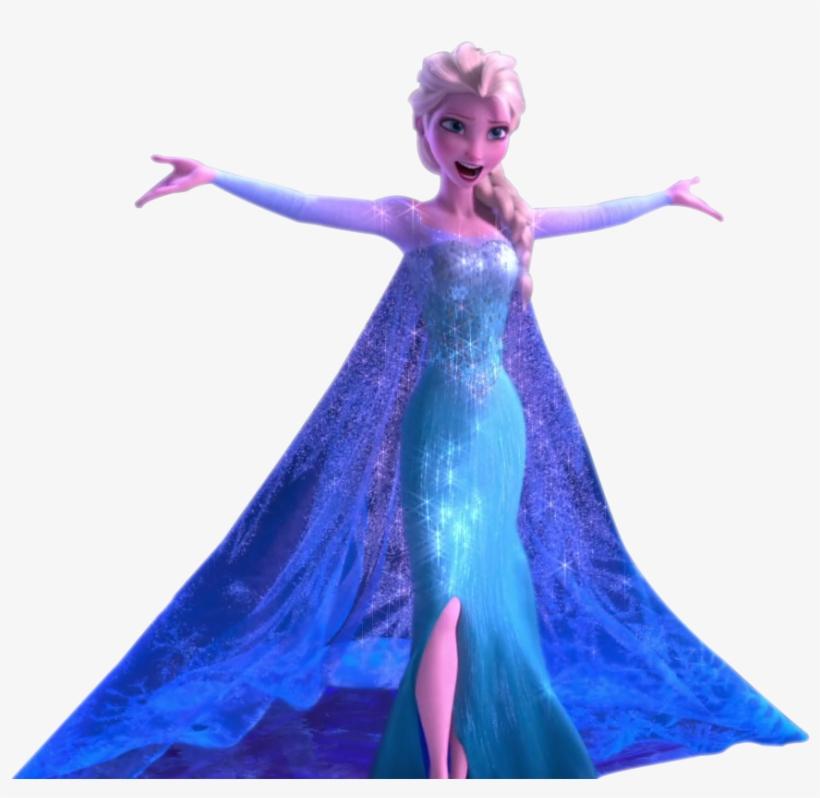 Frozen Elsa.
