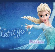 Let It Go Clipart.