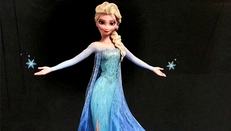 Elsa Frozen Clipart Let It Go.