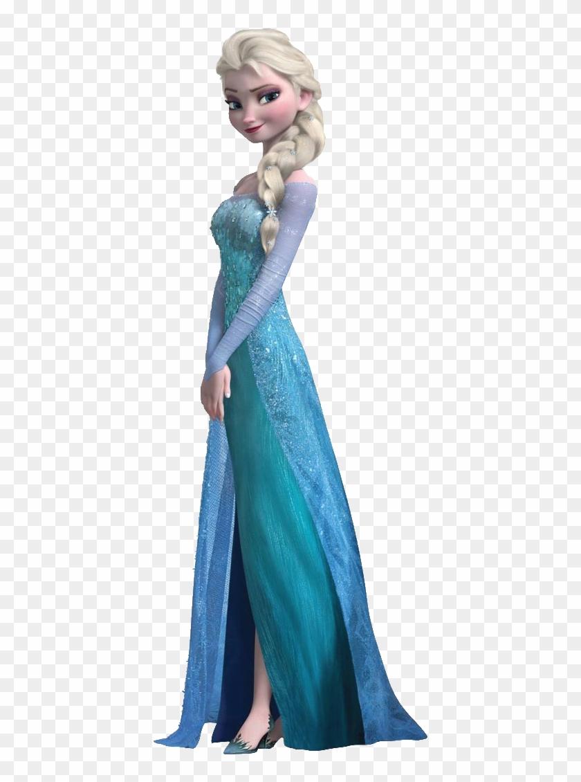 Elsa Png File.