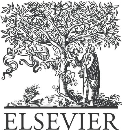 Elsevier™ logo vector.