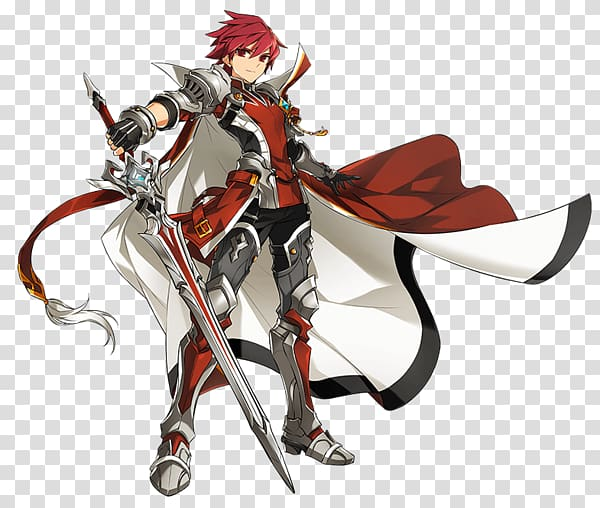 Elsword Knight Elesis Video game Player versus environment, Knight.