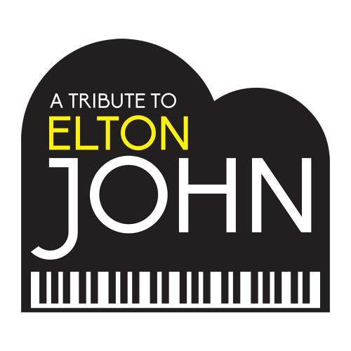 Create a logo for our Elton John tribute act..