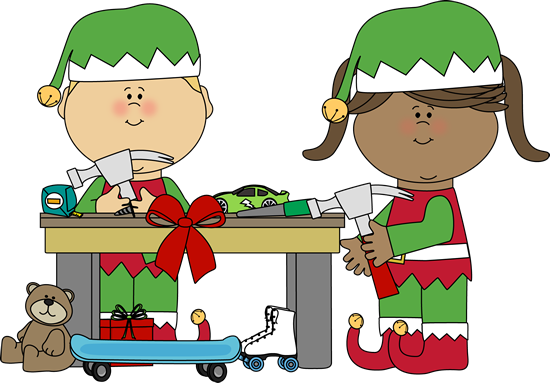 Free Elves Working, Download Free Clip Art, Free Clip Art on.