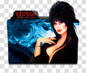 Elvira Mistress Of The Dark PNG clipart images free download.