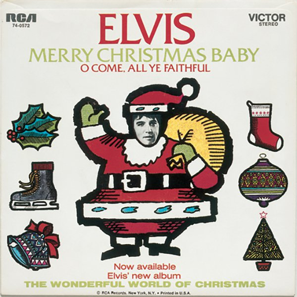 Merry Christmas Baby.