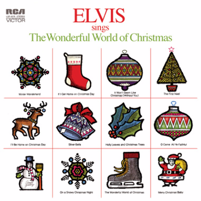 Elvis Sings The Wonderful World Of Christmas 2 CD : FTD Classic Album 7