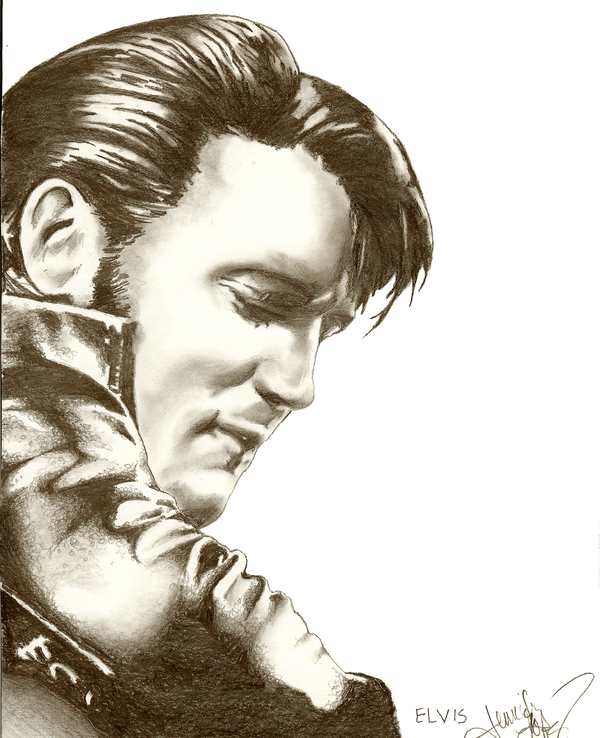 Animated Elvis Cliparts.