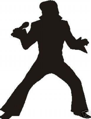 Elvis Clipart.