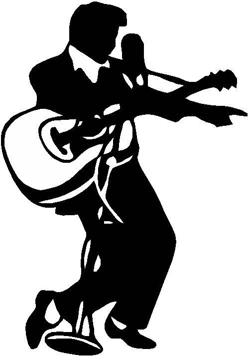 55+ Elvis Clip Art.