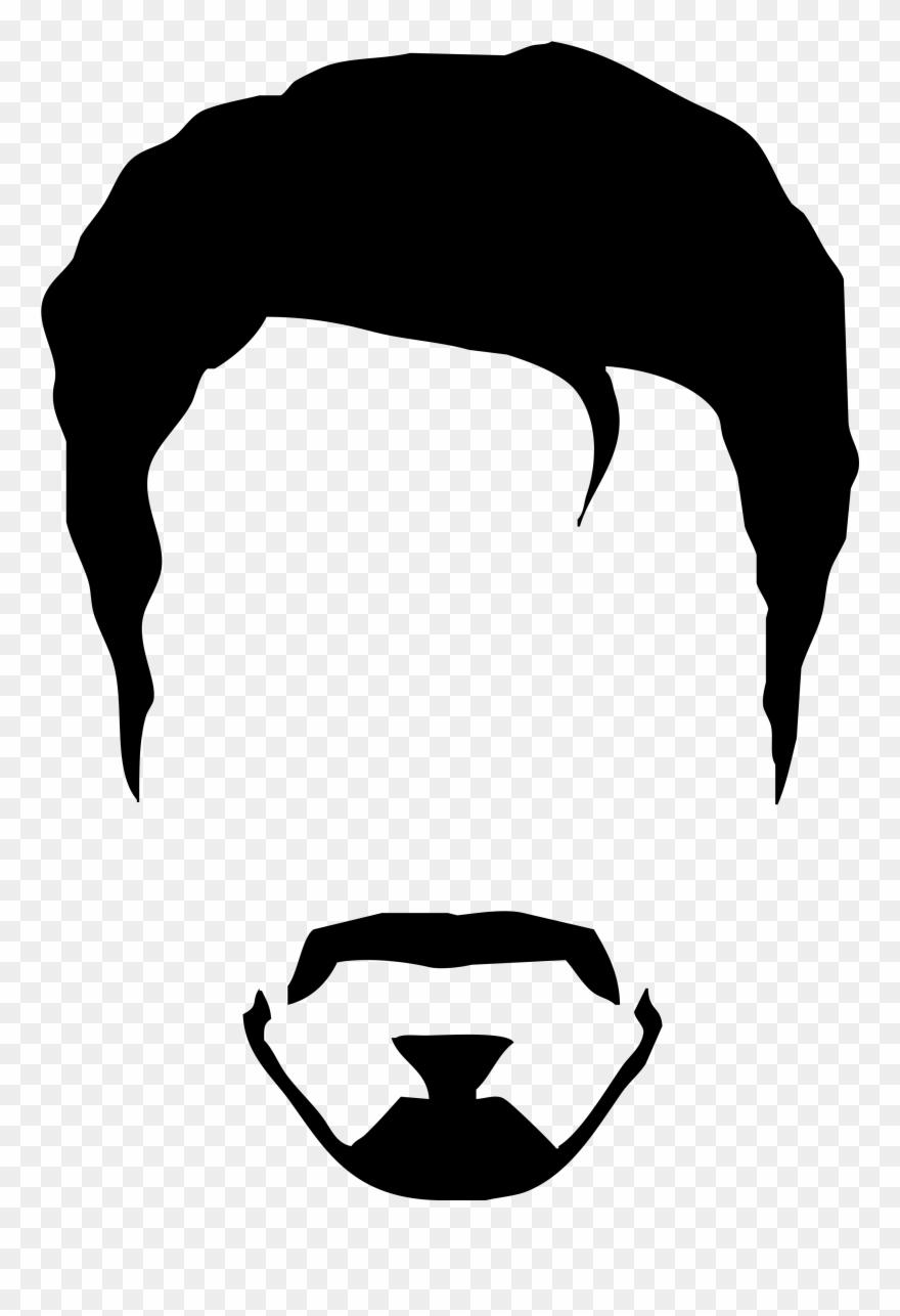 Elvis Clipart Minimalist.