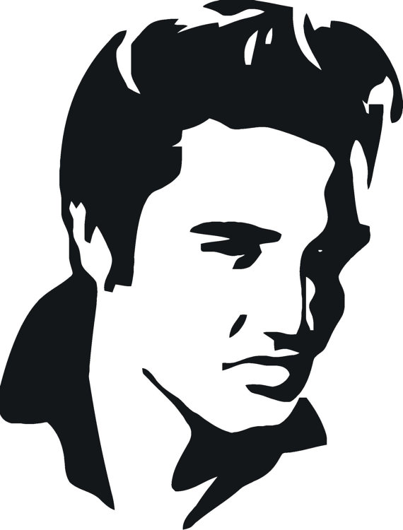Free collection of Elvis clipart decal. Download on Bankkita cliparts.