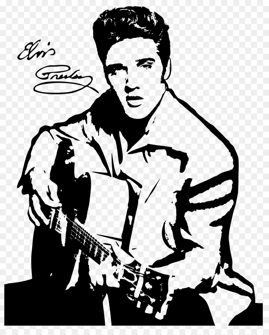 Elvis presley clipart 3 » Clipart Station.