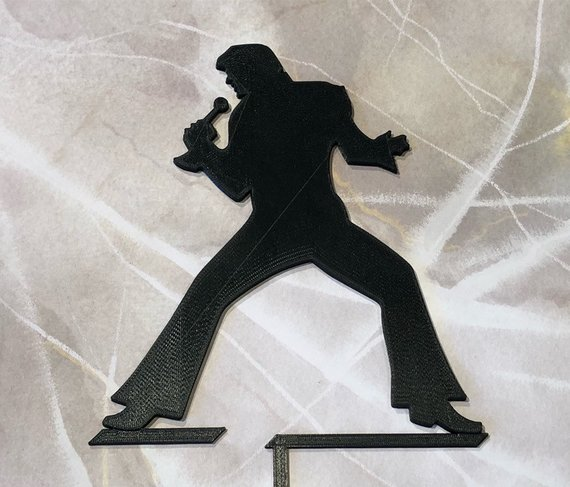 Huge Collection of 'Elvis silhouette images'. Download more than 40.