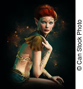 Elven Illustrations and Clip Art. 454 Elven royalty free.