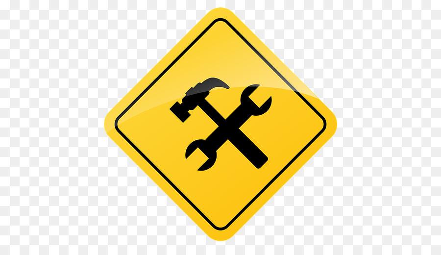 Canguru vermelho sinal de Aviso sinal de Trânsito de Clip.