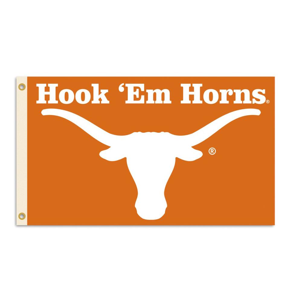 Hook'em Horns Clipart.