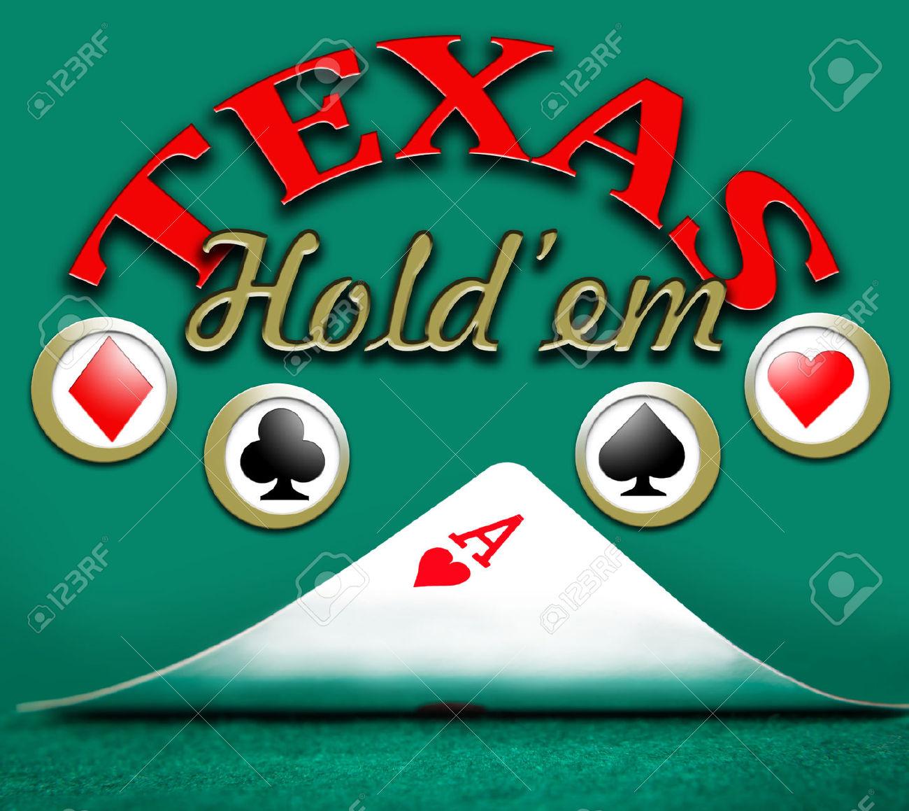 Clipart texas holdem.