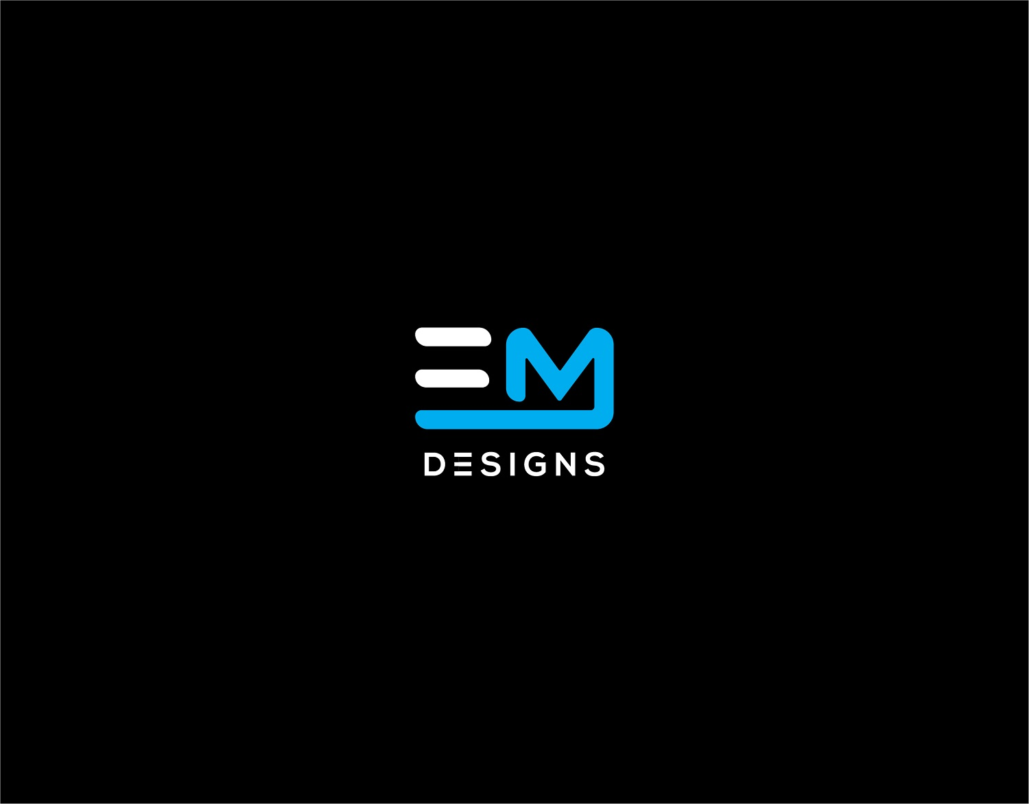Bold, Modern Logo Design for EM Photography / EM Designs by.
