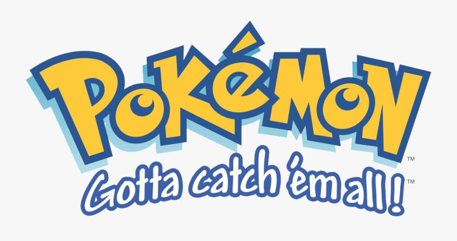 Pokemon Gotta Catch Em All Logo , Free Transparent Clipart.