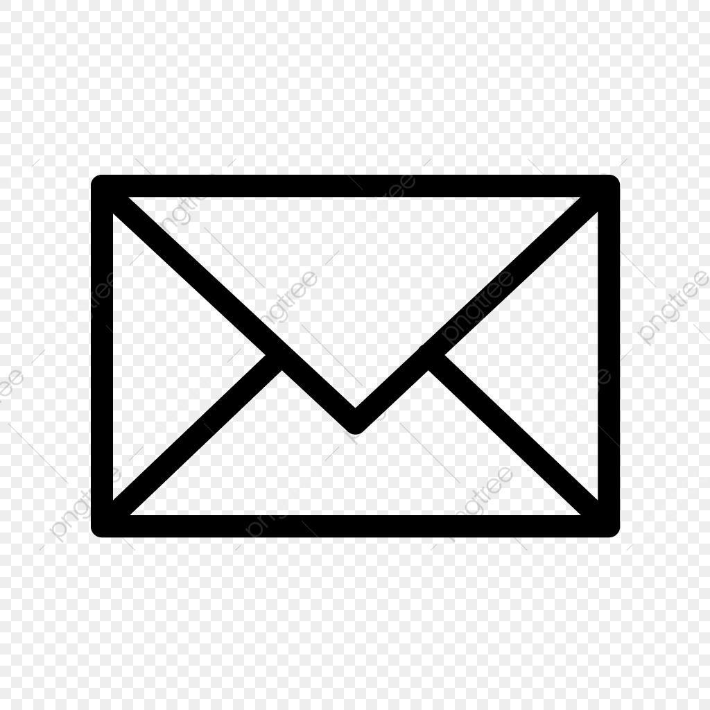Email Vector Icon, Email, Mail, Letter PNG and Vector with.