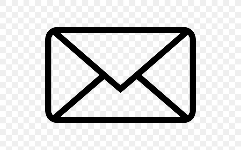 Email Symbol Clip Art, PNG, 512x512px, Email, Area, Black.
