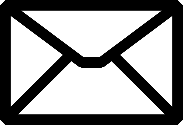 Free Email Icon Clip Art at Clker.com.