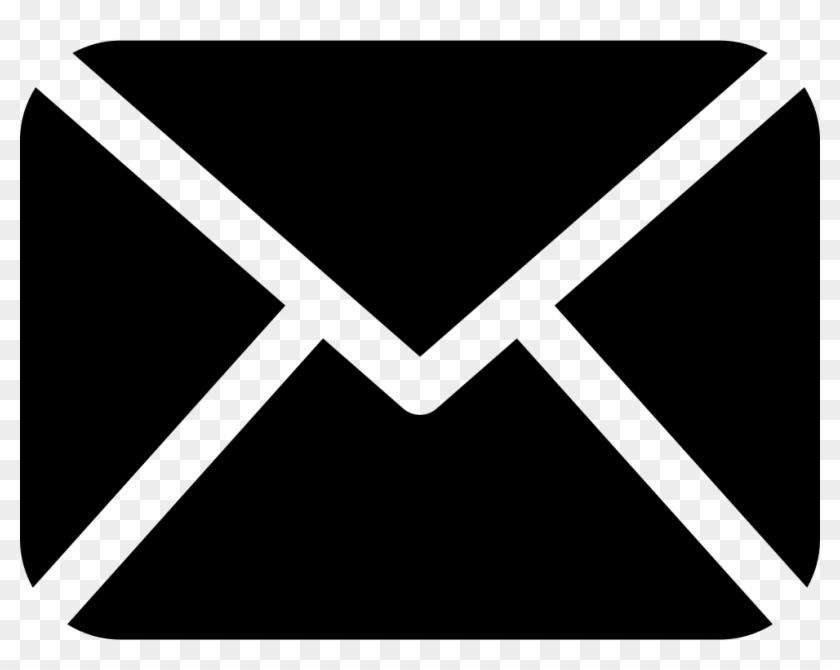 Mail Black Envelope Symbol Svg Png Icon Free Download.