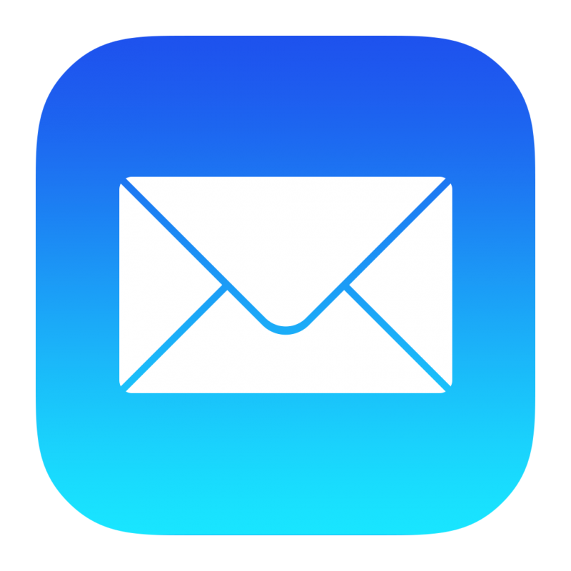 Mail Icon PNG Image.