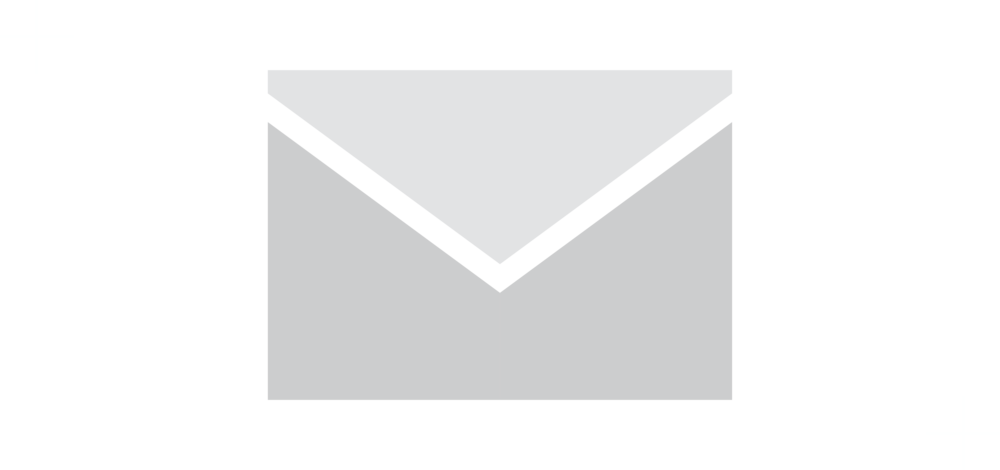 White Mail Icon Png #284554.