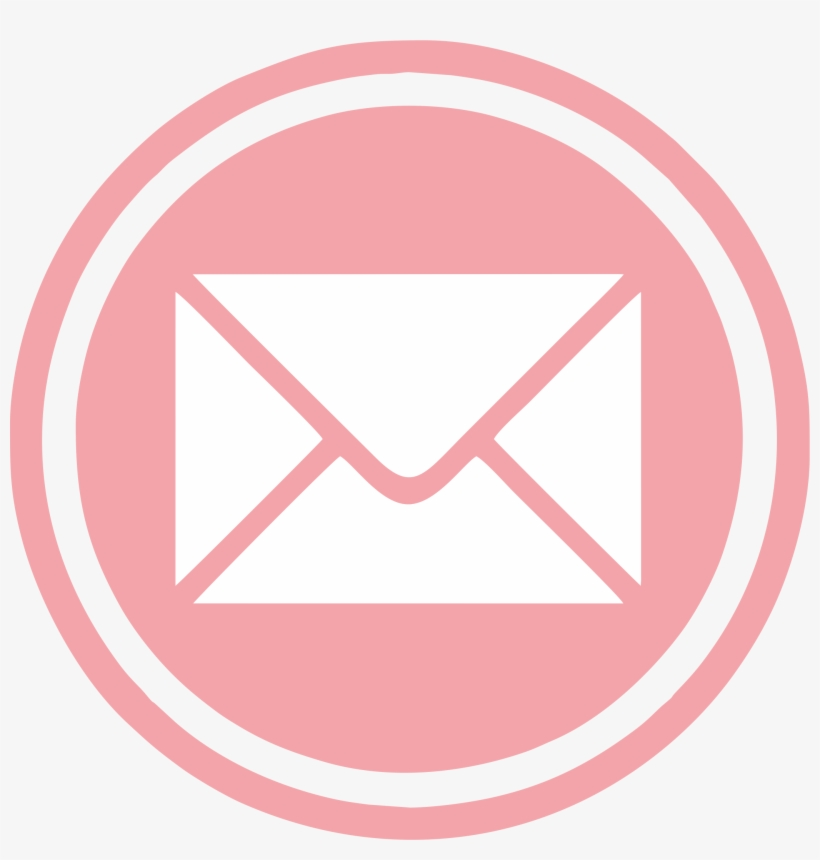 Email Rosa Png.