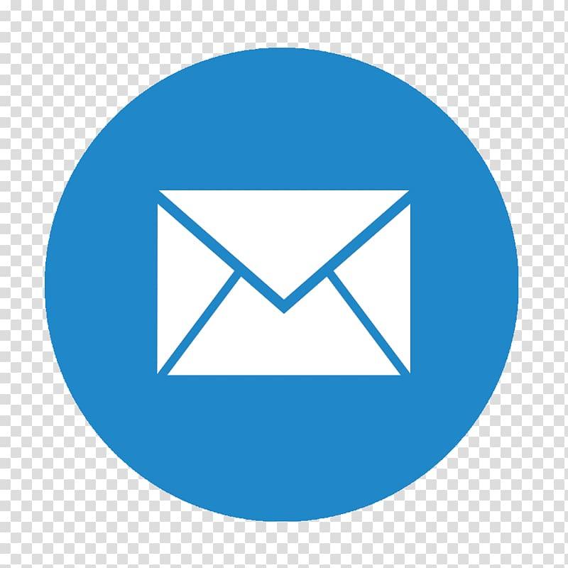 Purple mail paper and @ , Email address Computer Icons Symbol Email.
